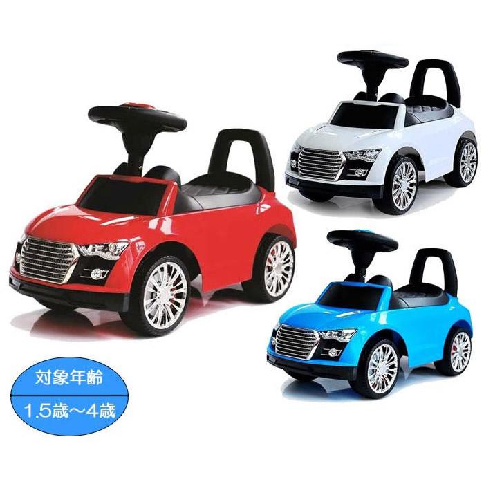 ベビーおもちゃ関連商品 JTC(ジェーティーシー) ベビー用品 足けり乗用玩具 RIDE ON CAR(ライドオンカー) レッド・J-3060