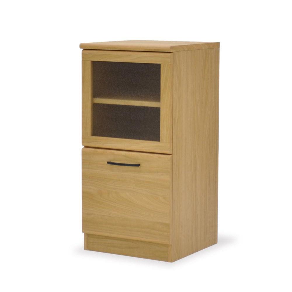便利雑貨 キッチン収納 関連商品 ストッカー40 ABR-405GD ナチュラル