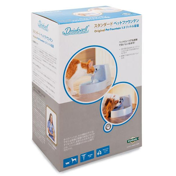 便利雑貨 ペット 犬用品 関連商品 1.5リットル容量 自動給水器 FCB-REJP-18