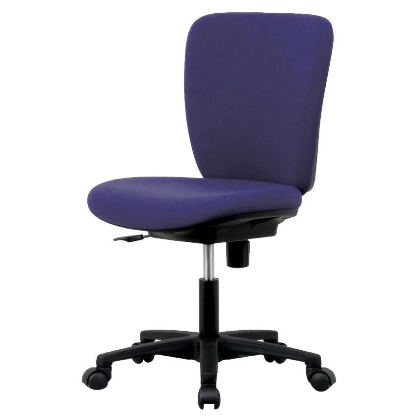 家具 イス テーブル 関連商品 オフィスチェアー JSチェアー ブラックシェル・ブラックレッグタイプ・ローバック・肘なし JS-25BK-DB・ダークブルー人気 お得な送料無料 おすすめ 流行 生活 雑貨