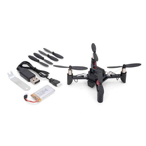便利雑貨 G-FORCE ジーフォース LIVE CAM DRONE ASSEMBLY KIT STD (送信機レス) GB391 DIYドローンキット