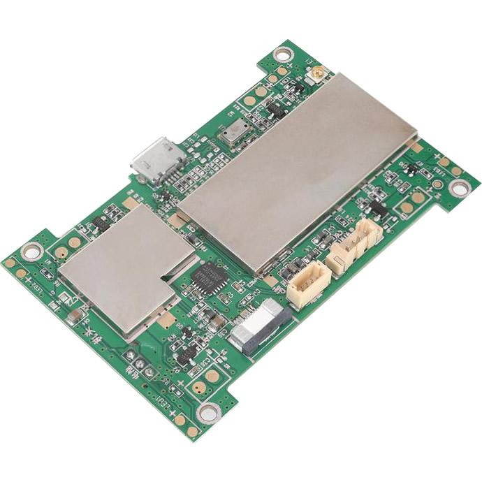 玩具関連商品 G-FORCE ジーフォース HUBSAN X4 STAR用 受信機 GH525