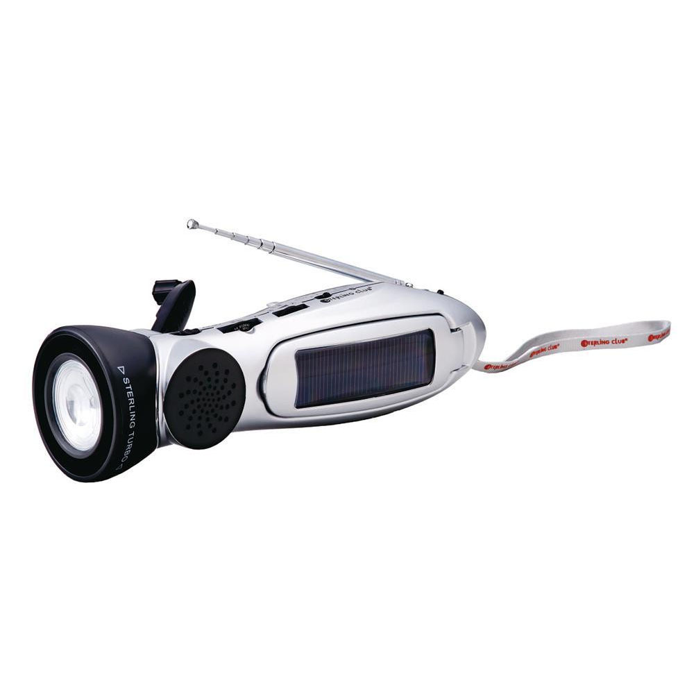 便利グッズ関連商品 多機能ラジオライト スターリングターボ 6000