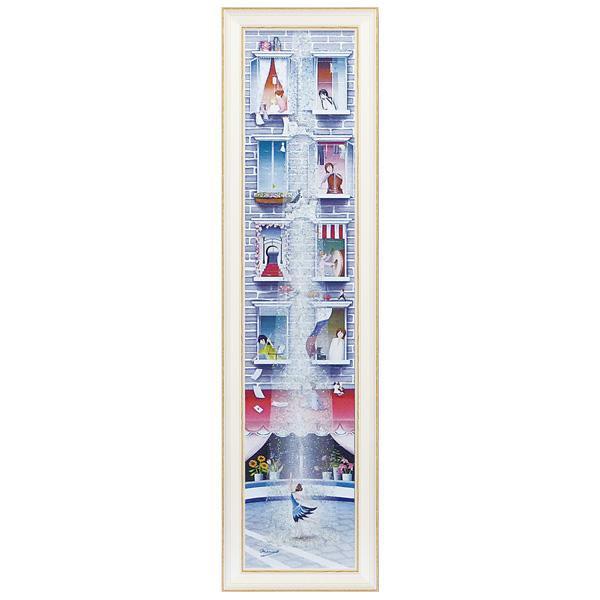 便利雑貨 アートフレーム なかの まりの はだしの踊り子(Lサイズ) NM-15006