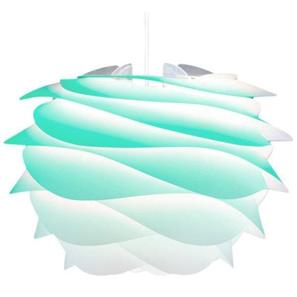 ELUX(エルックス) VITA(ヴィータ) CARMINA mini(カルミナミニ) ターコイズ ペンダントライト 1灯 ホワイトコード・02059-WH人気 商品 送料無料 父の日 日用雑貨
