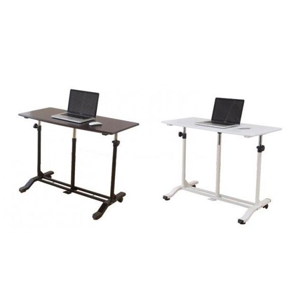 サン・ハーベスト 昇降式テーブル ダークブラウン・BS-200DBRおすすめ 送料無料 誕生日 便利雑貨 日用品