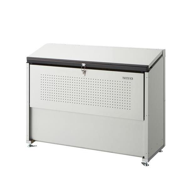 ゴミ収集庫 クリーンストッカー スチールタイプ CKE-1300