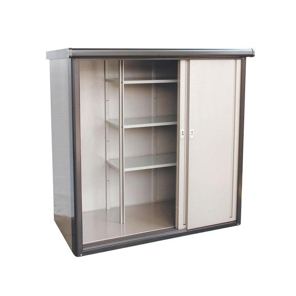 収納用品関連商品 わくわく収納庫 750シリーズ 幅1600mm・高さ1620mm 組立式 3M2-1675型