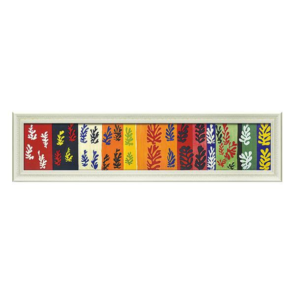 アートフレーム アンリ マティス 「コンポジション レ ベロア」 HM-13501お得 な 送料無料 人気 トレンド 雑貨 おしゃれ