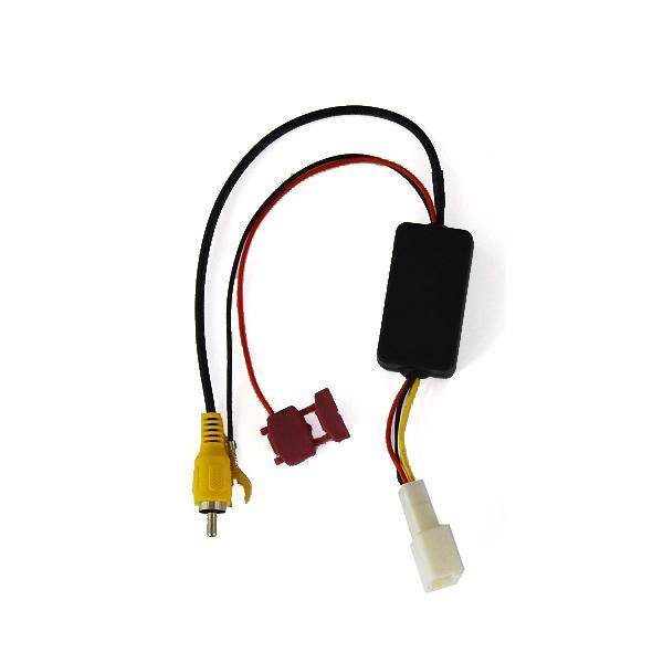 単三電池 1本 おまけ付きBreezy トヨタ純正カメラ 新作 AB-C1260T 4Pコネクターケーブル 本物 コネクターケーブルです
