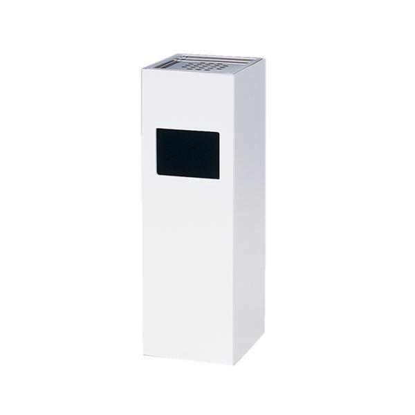 便利雑貨 ウッドシリーズ スモーキングトラッシュ ネオホワイト STS-W-NW □オフィス家具 スモーキング用スタンド(喫煙台) 関連商品