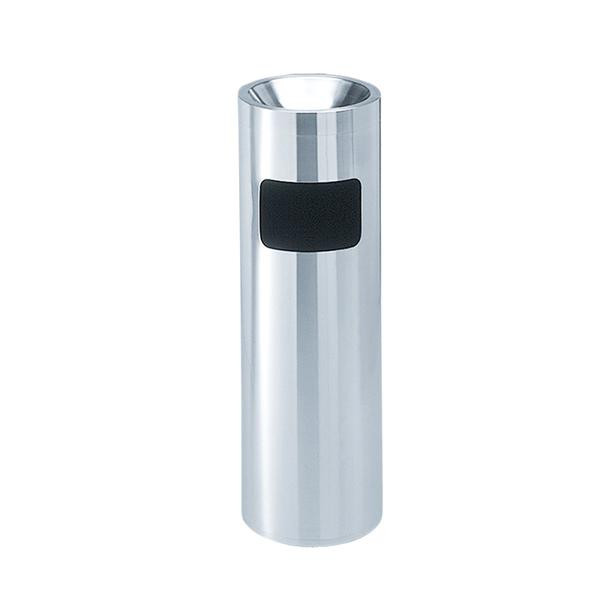 便利雑貨 スモーキングトラッシュ 平トップタイプ(丸胴) 15L STR-Z-2 □オフィス家具 スモーキング用スタンド(喫煙台) 関連商品