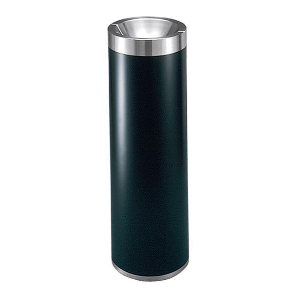 便利雑貨 スモーキングスタンド 平トップタイプ(丸胴) ブラック SR-X-4 □オフィス家具 スモーキング用スタンド(喫煙台) 関連商品