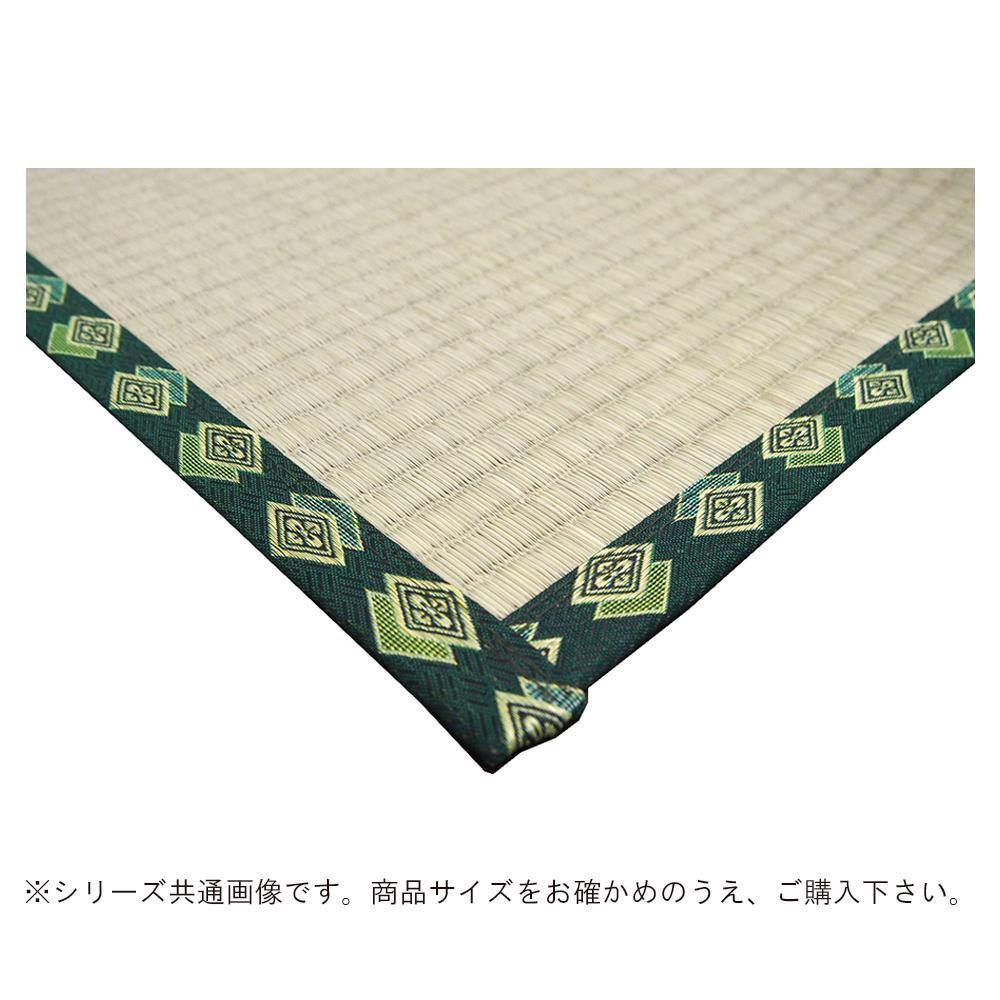 カーペット・マット・畳 カーペット・ラグ 関連 上敷 雅(みやび) 本間8帖 158012480