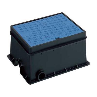 流行 生活 雑貨 散水栓ボックスセット 青 R81-91S-B