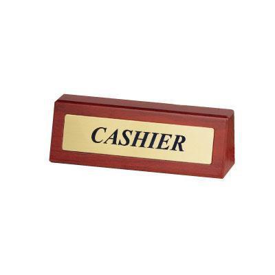 日用品 便利 ユニーク フロントサイン CASHIER(キャッシャー) SS-20C