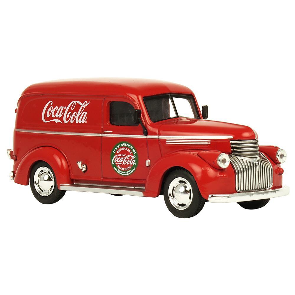 流行 生活 雑貨 モデルカー パネル デリバリー バン 1945 1/43スケール 443045
