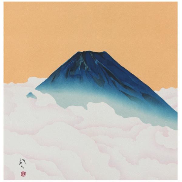 流行 生活 雑貨 ふろしき 名作ふろしき 絹45cm幅 川端龍子 富士山 11-0431-47