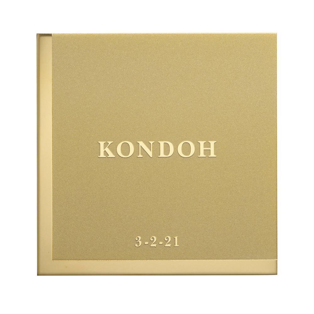 日用品 便利 ユニーク ガーデニング・DIY ステンレス表札 ジー:モード FGK-1/ゴージャスな金色の表札