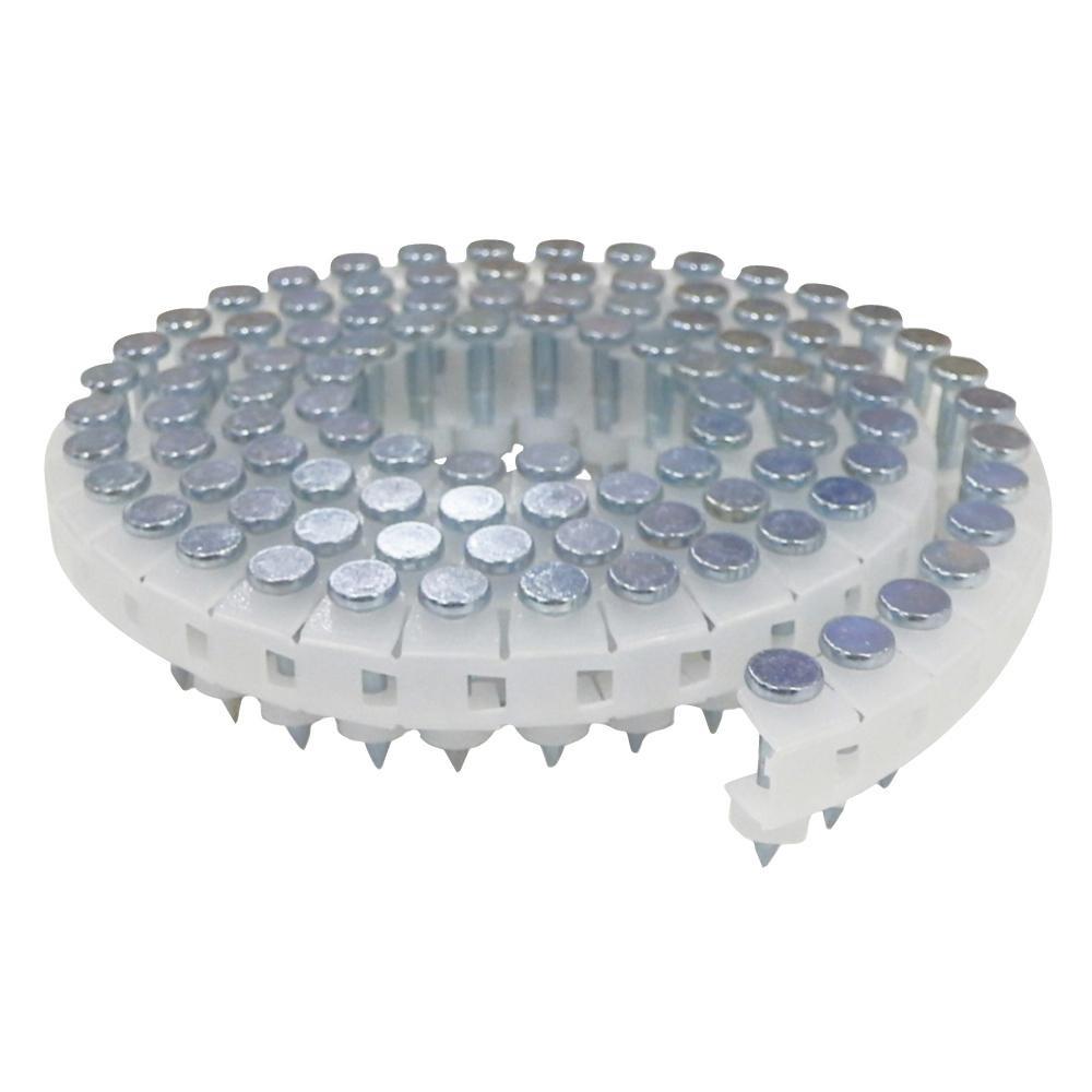 垂直プラ連結 コンクリートピン 19mm 100本巻×10巻 PCP19H人気 お得な送料無料 おすすめ 流行 生活 雑貨
