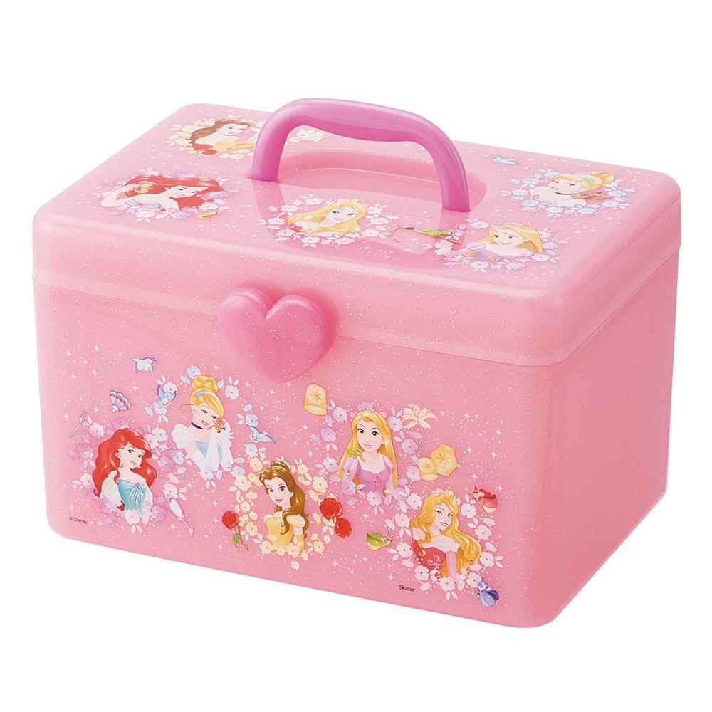 生活 雑貨 通販 プリンセス 持ち手付きボックス BO5