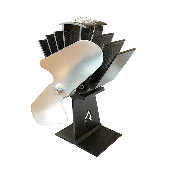 日用品 便利 ユニーク アウトドア ストーブアクセサリー ストーブファン SF-800N/電力や電池を必要としないエコなファン「ストーブファン」