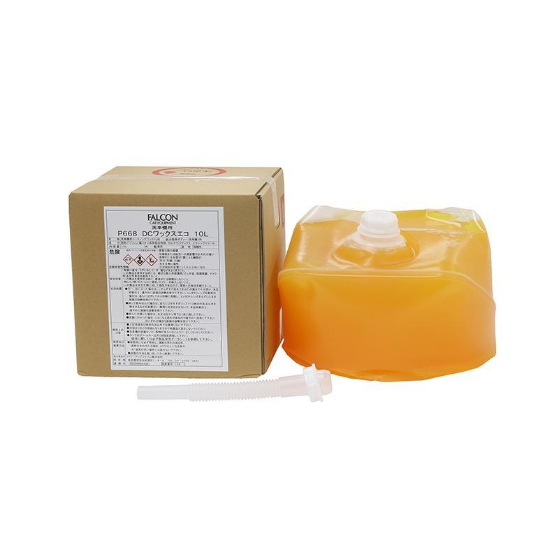 洗車機用液剤 DCワックスエコ10L(BBジャバラノズル付) P-668人気 お得な送料無料 おすすめ 流行 生活 雑貨
