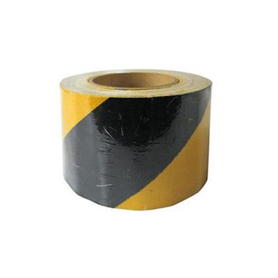 日用品 便利 ユニーク ガーデニング・DIY ニッペホームペイント パーキングサイン トラテープ 100mm×5m/ライトの光で反射します