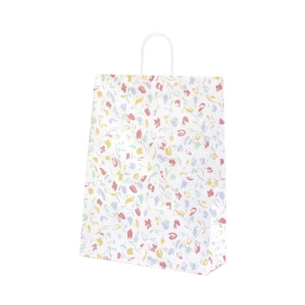 自動紐手提袋 紙袋 紙丸紐タイプ 380×145×500mm 200枚 クレア 1488おすすめ 送料無料 誕生日 便利雑貨 日用品