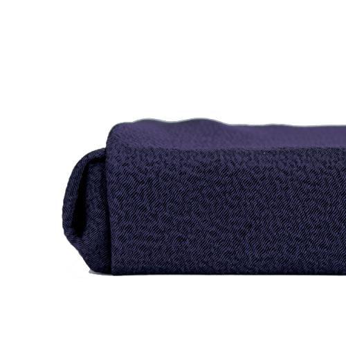 流行 生活 雑貨 風呂敷(ふろしき) 二巾 正絹うずらちりめん 色の彩時記 古代紫コダイムラサキ 30613-229
