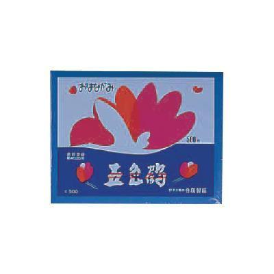 生活 雑貨 通販 五色鶴 500枚ポリ袋入×10袋 13 あお GT500-13