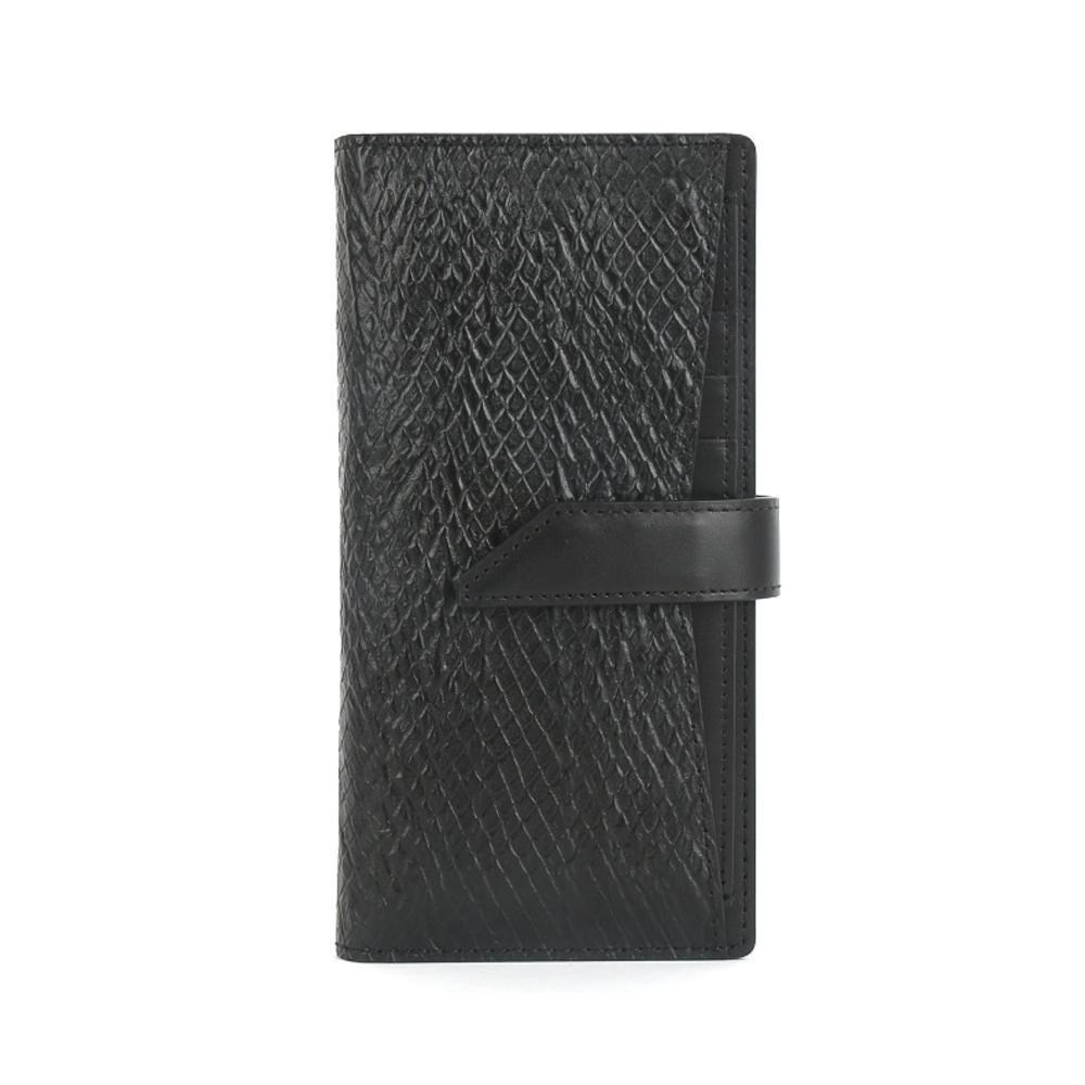 生活 雑貨 通販 Design Skin(デザインスキン) iPhone 11 スライド式手帳型ケース WALLET PLUS ブラック DSK18300i61R