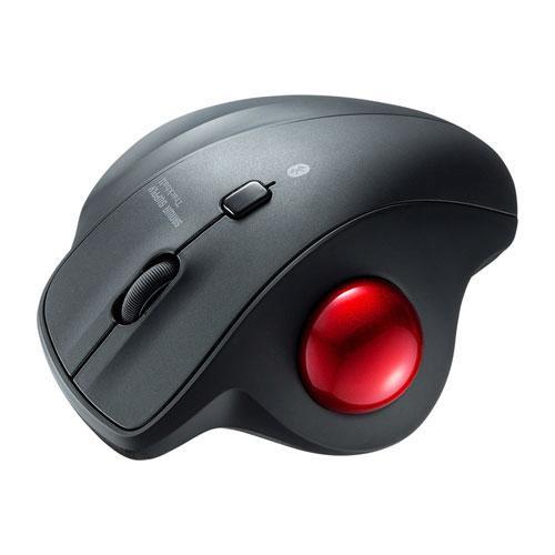生活 雑貨 通販 Bluetoothトラックボール MA-BTTB130BK