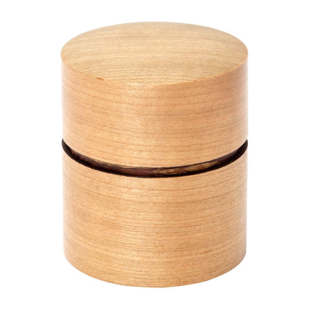 帯筒 茶筒(平) さくら 39213おすすめ 送料無料 誕生日 便利雑貨 日用品