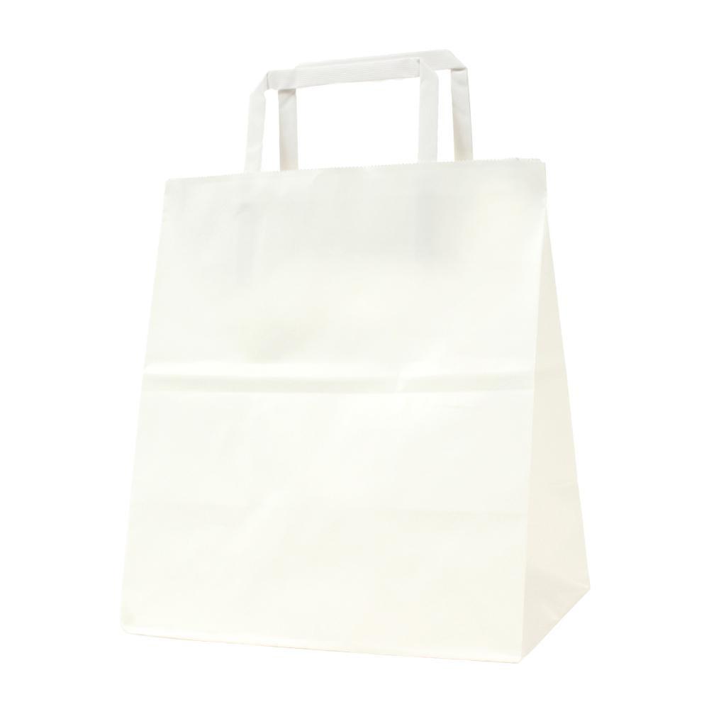 流行 生活 雑貨 平紐手提袋 H平2214 晒無地 50枚×4包 XZT69824