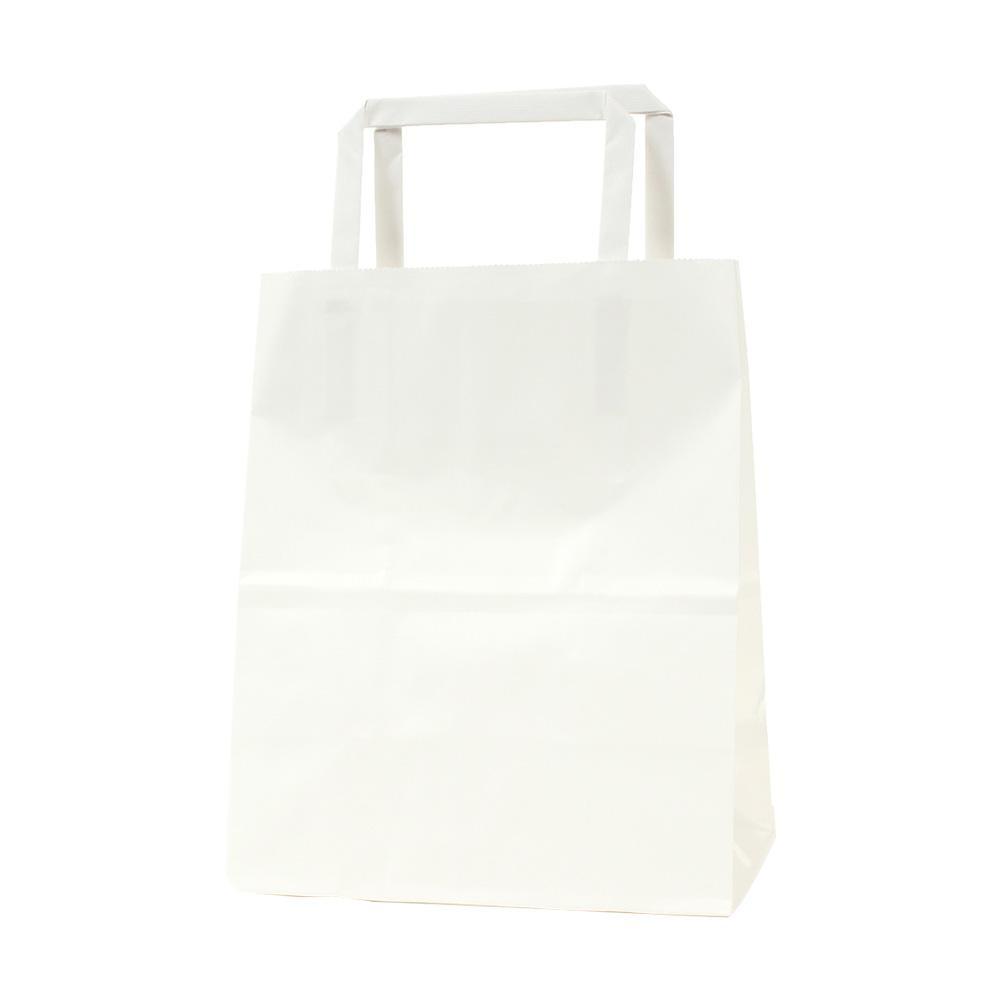 流行 生活 雑貨 平紐手提袋 H平18 晒 無地 50枚×4包 XZT00991