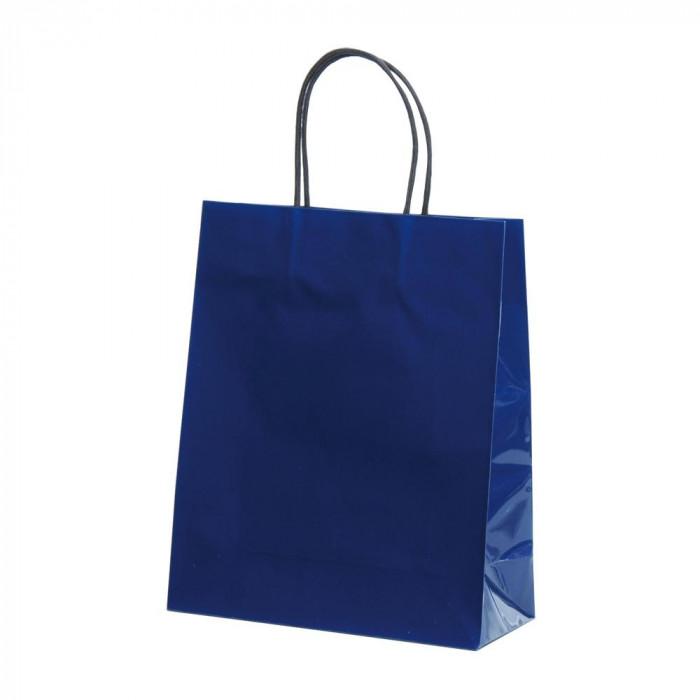 流行 生活 雑貨 手提袋 STB プリティ 紺 10枚×10包 XZT00808
