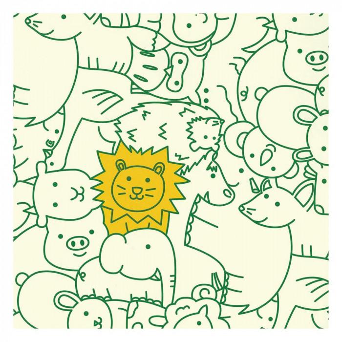 流行 生活 雑貨 包装紙 パズール 四六1/2 50枚×10包 XZT01683