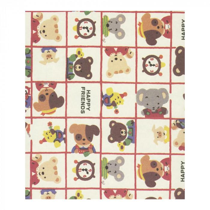 流行 生活 雑貨 包装紙 フレンド 四六全判 100枚組 XZK00066