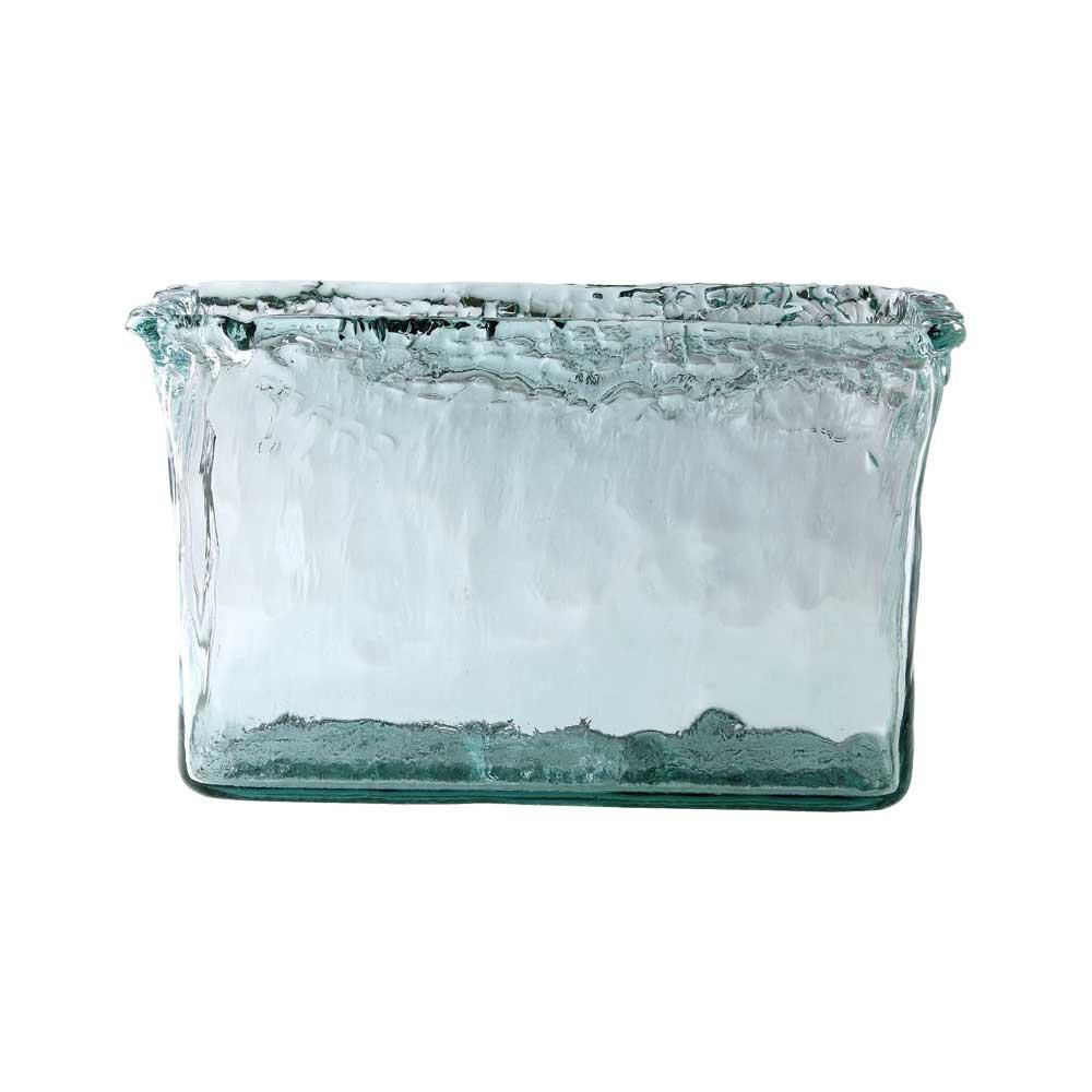 <title>ガラスの中に小さなお庭を リサイクルガラス 贈答 フラワーベース DIEZ VGGN2090</title>