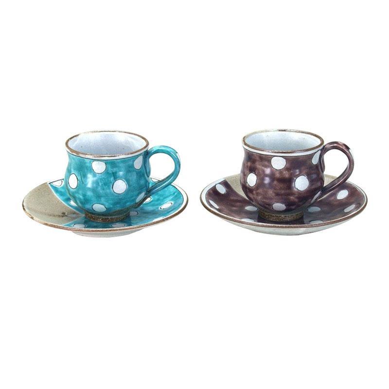 ペアコーヒー 水玉 200cc N135-05人気 お得な送料無料 おすすめ 流行 生活 雑貨
