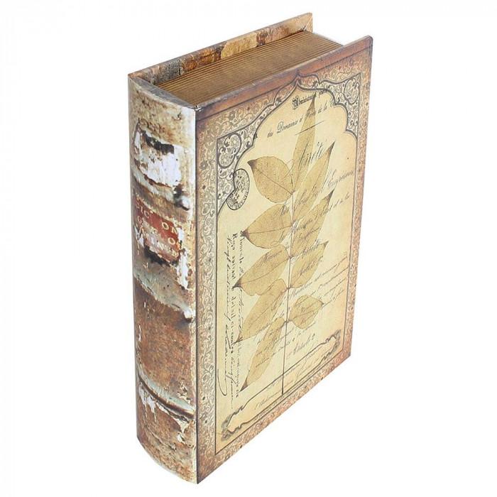 ブックボックス leaf BB-15053おすすめ  誕生日 便利雑貨 日用品:創造生活館