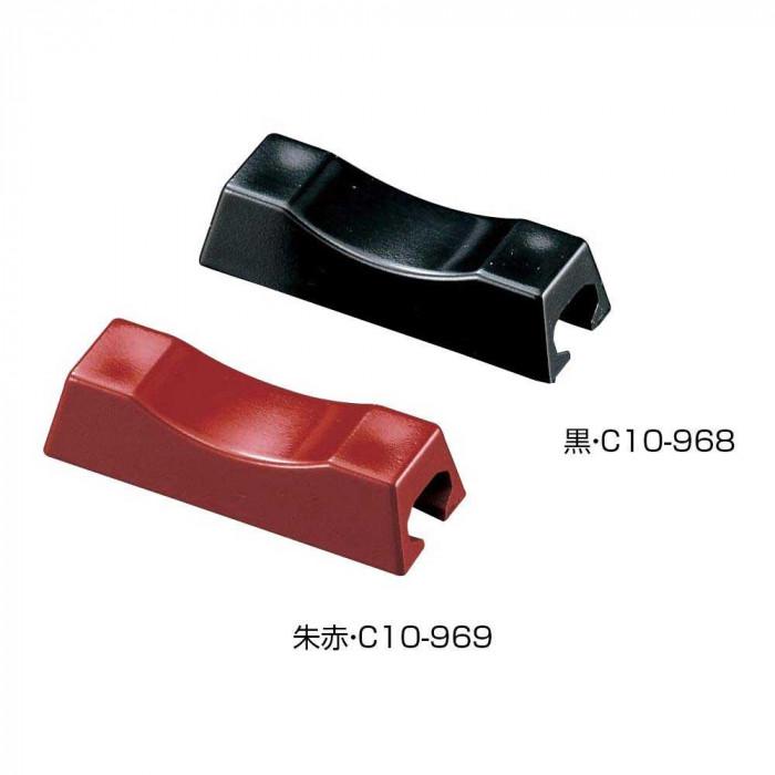箸置き 六角用 (100個入) 黒・C10-968人気 お得な送料無料 おすすめ 流行 生活 雑貨