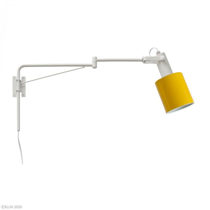 流行 生活 雑貨 1灯アームブラケットライト イエローLC10975-YE