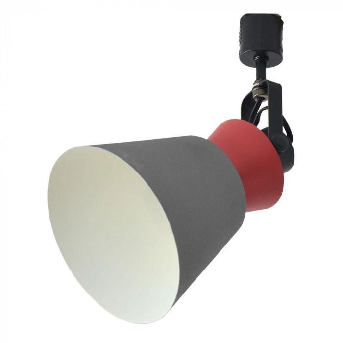 流行 生活 雑貨 1灯ダクトレールスポットライト ダークグレー LC10977-DG