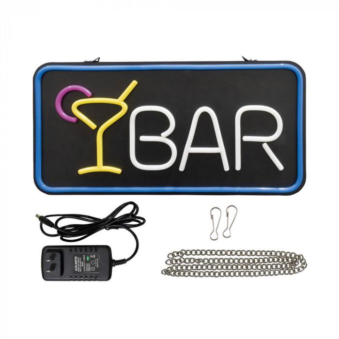 流行 生活 雑貨 LEDライトサイン BAR 29941