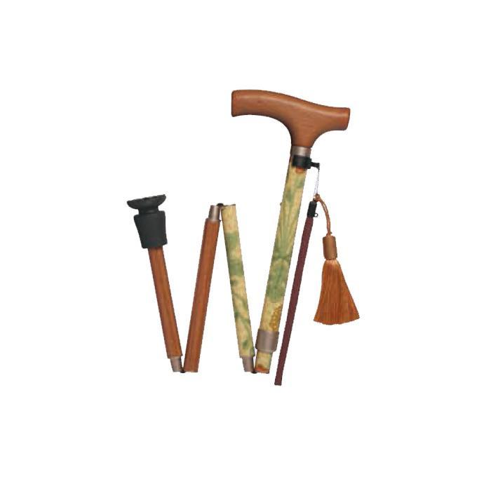 流行 生活 雑貨 ウィリアム・モリス・ステッキ折畳 デイジー WB5110