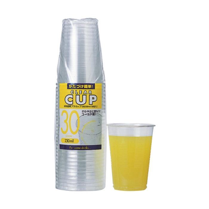 WB 透明プラカップ 220ml 30個×60 WB-13人気 お得な送料無料 おすすめ 流行 生活 雑貨