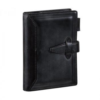 システム手帳 ポケットサイズ ブラック DP3015Bお得 な全国一律 送料無料 日用品 便利 ユニーク