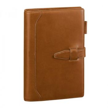 オリーブレザー システム手帳 聖書サイズ ブラウン DB3027Cお得 な 送料無料 人気 トレンド 雑貨 おしゃれ